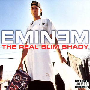 The Real Slim Shady Cover