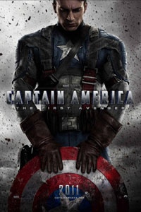 Cartaz: Captain America - Il primo Vendicatore