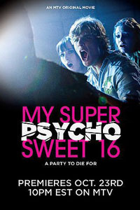 Affiche My Super Psycho Sweet 16