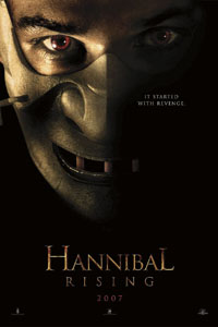 Cartaz: Hannibal Lecter - Le origini del male