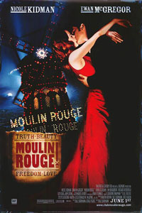 Affiche Moulin rouge