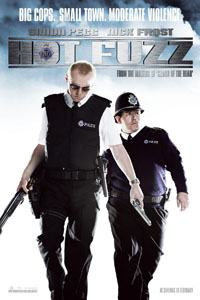 Cartaz: Hot Fuzz
