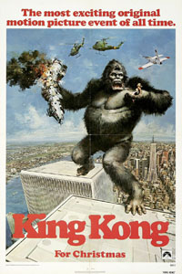 Cartaz: King Kong