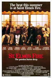 Cartaz: St. Elmo's Fire