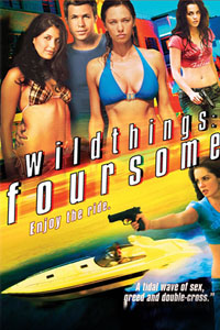 Wild Things: Foursome Poster