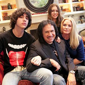 Gene Simmons: Joias de Família