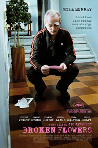 Cartaz: Broken Flowers