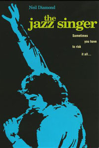 The Jazz Singer Poster