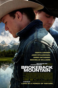 Cartaz: O Segredo de Brokeback Mountain