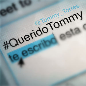 Capa: Querido Tommy