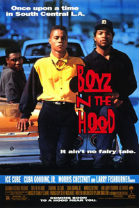 Cartaz: Boyz n the Hood