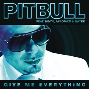 Copertina: Give Me Everything
