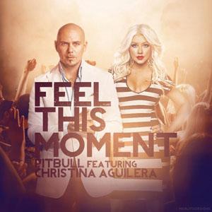 Capa: Feel This Moment