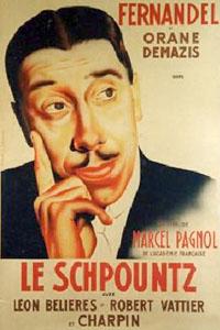 Affiche Le Schpountz