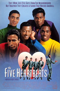 Affiche The Five Heartbeats