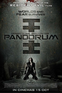 Cartaz: Pandorum