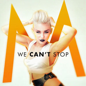 Capa: We Can't Stop