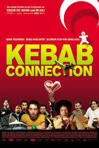 Cartaz: Kebab Connection