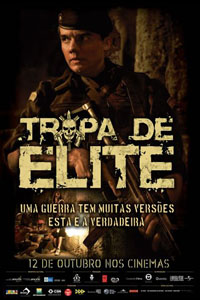 Cartaz: Tropa de elite