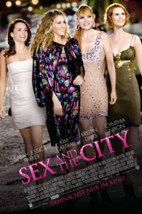 Affiche Sex and the City: Le film