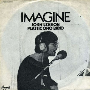 Pochette Imagine