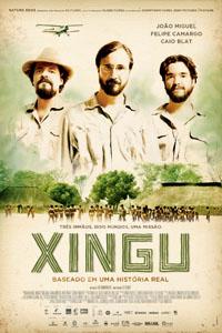 Cartaz: Xingu