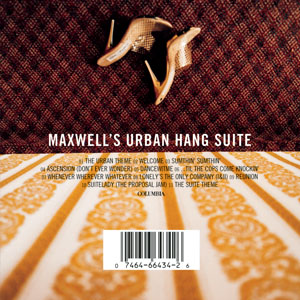 Maxwell's Urban Hang Suite Cover