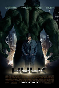 Cartaz: L'incredibile Hulk