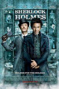Cartaz: Sherlock Holmes