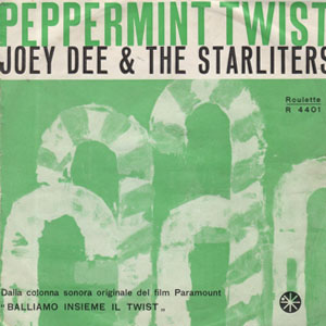 Capa: Peppermint Twist