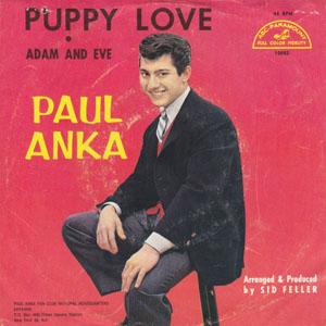 Capa: Puppy Love