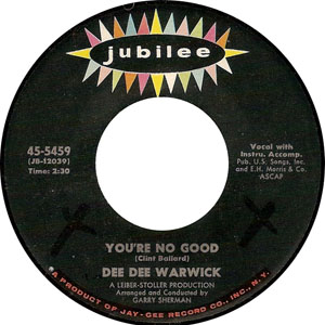 Capa: You're No Good