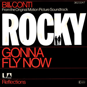 Gonna Fly Now Cover