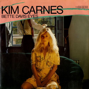 Capa: Bette Davis Eyes