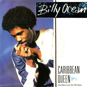 Caribbean Queen Cover