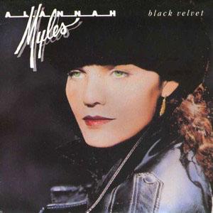 Capa: Black Velvet
