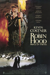 Robin Hood: Prince of Thieves Poster