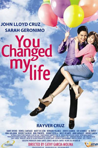Affiche You Changed My Life