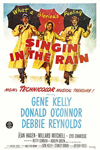 Cartaz: Cantando na Chuva