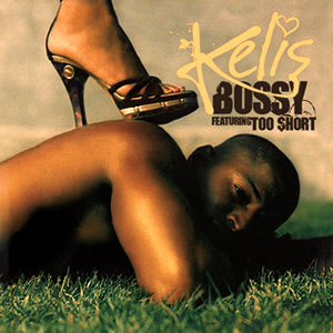 Bossy Cover