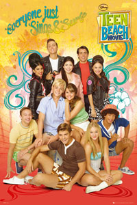 Teen Beach Movie Poster