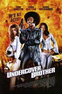 Cartaz: Undercover Brother