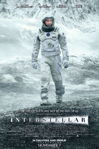 Cartaz: Interstellar