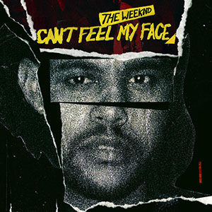 Capa: Can't Feel My Face