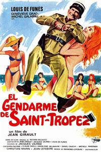 Cartaz: O Gendarme de Saint Tropez