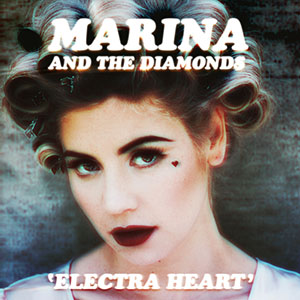 Electra Heart Cover