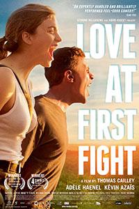 Cartaz: Amor à Primeira Briga