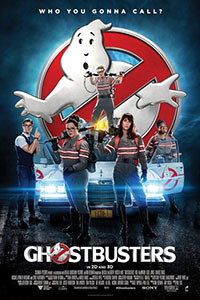 Cartaz: Ghostbusters