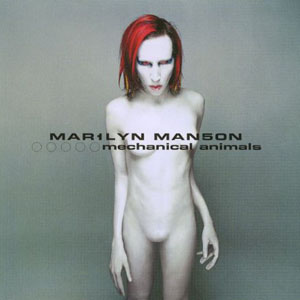 Mechanical Animals Cover