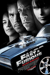 Affiche Fast and Furious